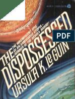 The Dispossessed - Ursula K. Le Guin - 1974