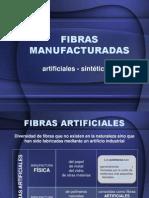 FIBRAS MANUFACTURADAS