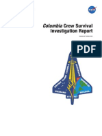 NASA SP-2008-565 Columbia Crew Survival Investigation Report 298870