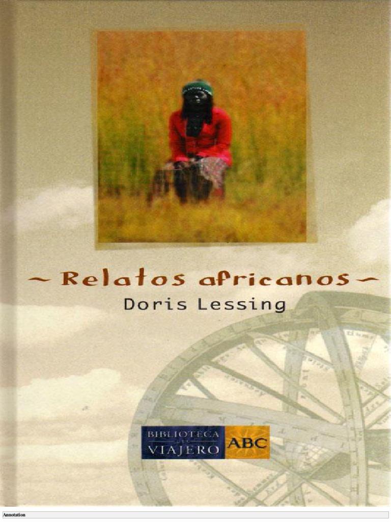 8325e235 Lessing, Doris - Relatos Africanos