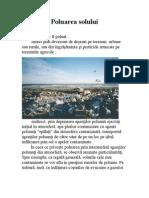 PDF Poluarea Solului Www.e Referat.net