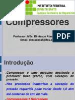 Aula.3 - Tipos de Compressores