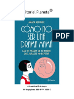DP.como No Ser Una Drama Mama