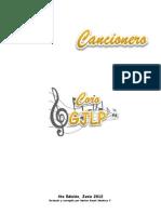 cancionero GJLP