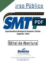 SMTT edital