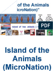 Islands of the Animals Presentazionen