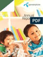 Grameenhone Annual Report 2011
