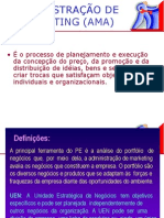 MARKETING PlanoDeMarketing