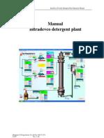Peru Detergent Plant Operation Manual