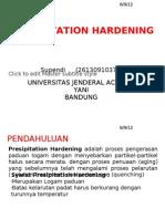 Presipitation Hardening