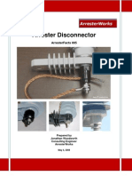 Arrester Facts 005 - Arrester Disconnector