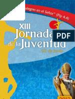 XIII Jornada de la Juventud 2012