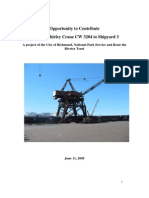 Whirley Crane Opportunity to Contribute With Plans