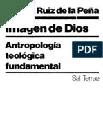 Ruiz de La Pe a Juan Luis - Imagen de Dios 1