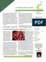 June 2012 Newsletter - Consumer
