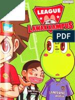 Lawak Kampus (Jilid 04) - League