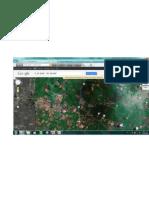 Mapa a Candelaria