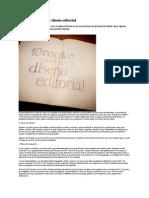 10 reglas del diseño editorial