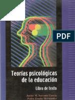Teorías psicológicas de la educación