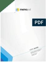 Memopal User Guide En