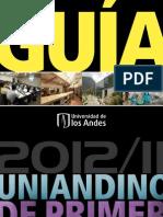 Guia Uniandes 2012-2