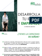 Decisiones claves a la hora de emprender.