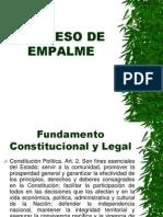 Proceso de Empalme 1 Carlos Lara