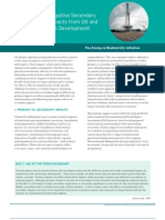 Biodiversity & negative impacts from Oil & Gas development _guidelines EBI2003