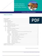 Biodiversity & monitoring+action _indicators EBI2003