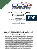 CCS to CCUS
