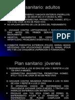 Plan Sanitario Danielo