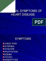 Cardinal Symptoms of Heart Disease (1)