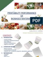 Printability Performance Final