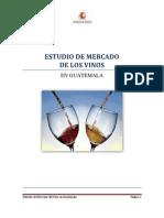 Estudio de Los Mercados de Los Vinos en Guatemala