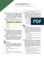 Plan de Recuperacion Quimica II Organica I P 2012
