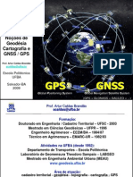2010 Geodesia Cartografia GPS