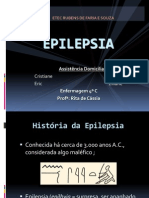 EPILEPSIA - apresentação