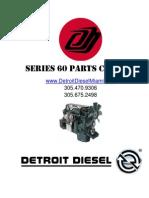 Detroit Diesel Miami SERIES 60 Parts Catalog