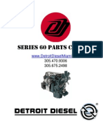 Detroit Diesel Miami SERIES 60 Parts Catalog