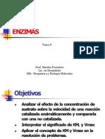 Enzimas (Prof. Martha Pernalete)