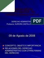 09 Ago Teoria General Del Derecho Administrativo