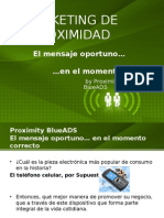 Marketing de Proximidad
