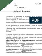 NG Chapitre 3 d Cision de Financement