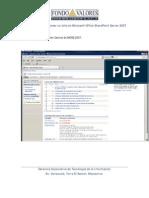 Sitio Office Sharepoint