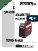 Manual de Servicio 185acdc