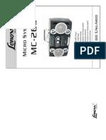 Manual Microsystem