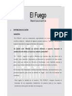 EL FUEGO OK