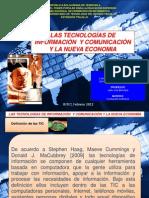 Las Tic y La Nueva Economia