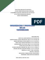 Organizacion y Promocion de Las Comunidades (Trabajo)