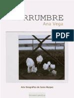 Herrumbre de Ana Vega
